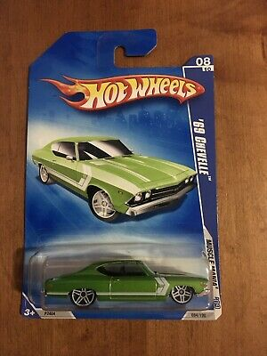 Hot Wheels KMART Day Exclusive 69 Chevelle Muscle Mania 8//10 84//190