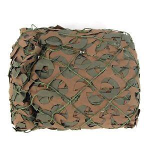 Filet-bache-de-camouflage-renforce-woodland-kaki-plusieurs-tailles