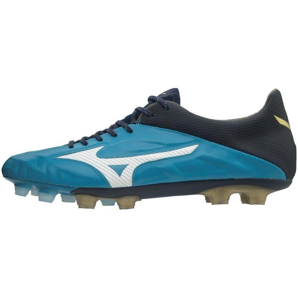 nuovo MIZUNO Soccer Footbtutti Spike sautope REBULA 2 V1 P1GA1871 blu US826cm Japan
