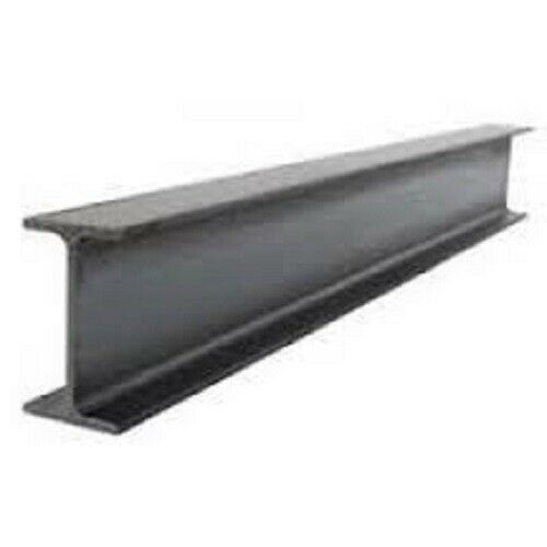 """S4 x 7.7#//ft x 24/"""" Grade A36 Hot Rolled Steel I-Beam"""