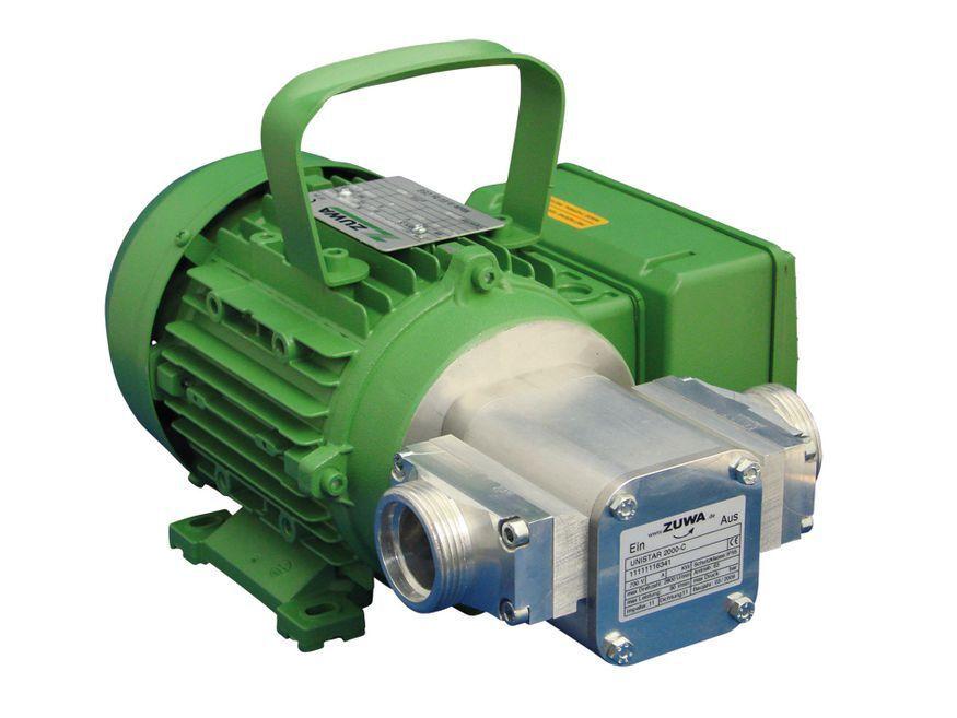 Viton  Impeller Pumpe ZUWA UNISTAR 2000-C 2000-C 2000-C 90L min mit Motor 400V 2800U min LR 564669