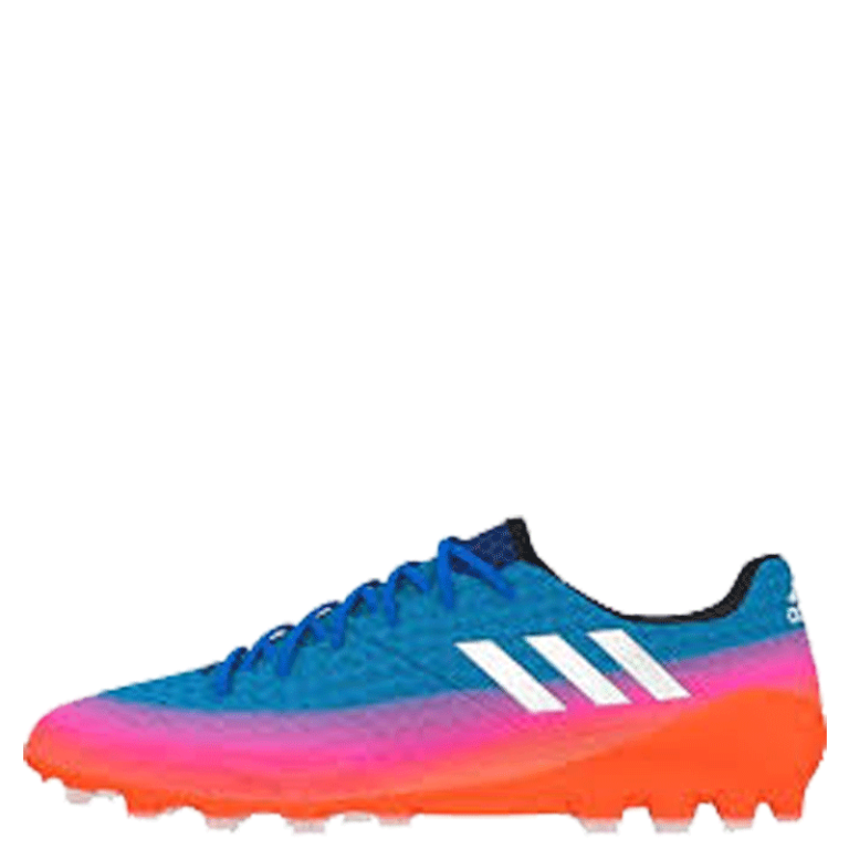 Adidas Messi 16.1 AG Men's Football scarpe blu 2017 Lionel Messi stivali BB2108