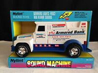 Old Stock 1994 Nylint - Sound Machine My Armored Bank With Lights & Sounds