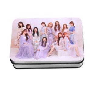 Kpop-IZONE-Mini-Album-Polaroid-Lomo-Photo-Card-An-Yu-Jin-Yuri-Jo-HD-Photocard