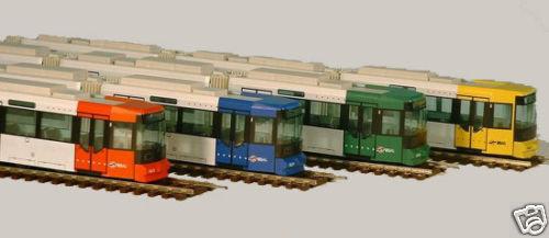 60012-azul, tranvía gt8 n Bremen, Ho, nuevo, embalaje original