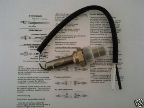 Lexus Universal 4 Wire oxygen lambda sensor probe
