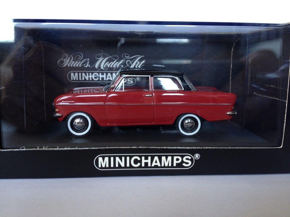MINICHAMPS 1 43 Opel Kadett A 1962-65 430043006