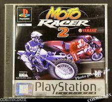PlayStation 1 MOTO RACER 2 jeu de courses moto pour console SONY psx ps1 ps2