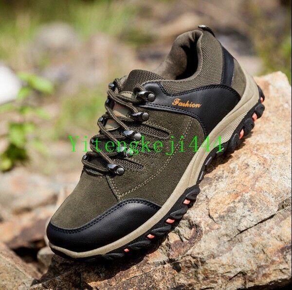 Uomo Trekking, Escursioni A Scalare Le Skid. Gare Sportive All'aperto E Anti - Skid. Le 2f4383