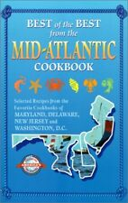 Best of the Best State Cookbook: Best of the Best from the Mid-Atlantic Cookbook : Selected Recipes from the Favorite Cookbooks of Maryland, Delaware, New Jersey, and Washington Dc Vol. 32 (2001, Hardcover)