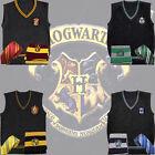 Harry Potter Cosplay Costume Hogwarts Gryffindor Uniform Sweater Vest and Scarf