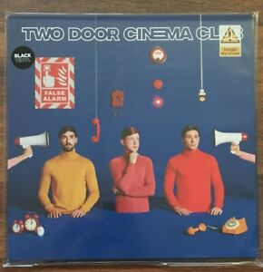 Two-Door-Cinema-Club-False-Alarm-LP-Vinyl-New-Black-EU-Import-Record-Album