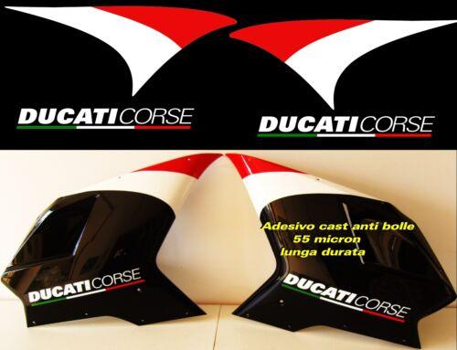 Stickers Kit for fairings Ducati 848//1198 S Racing