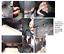 Sitzbezuege-Komplettsatz-Kunstleder-Schwarz-mit-roter-Naht-Schonbezug-Sitzbezuege Indexbild 8