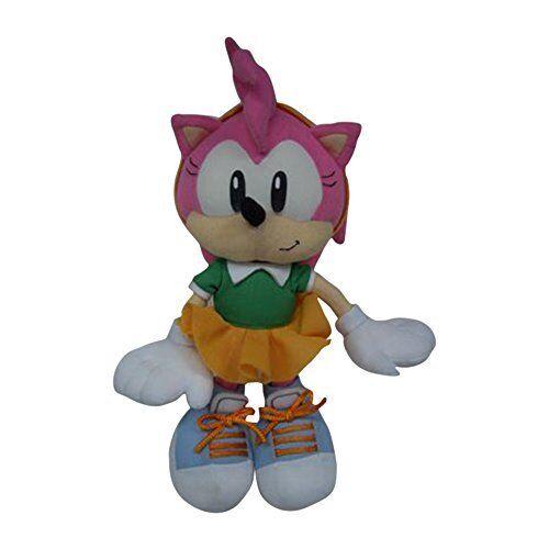 GE Animation Sonic the Hedgehog  Classic Amy Plush