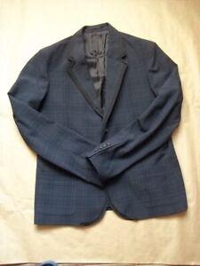 Veste spencer homme Lanvin pour H&M 2010 en laine taille 52