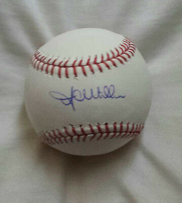 Balls Louis Cardinals* W/coa Complete In Specifications Original Shelby Miller Signed Official Major League Baseball *st