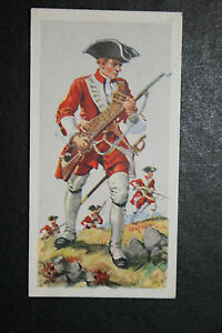 Oxford-and-Buckinghamshire-Light-Infantry-54th-Foot-1930-039-s-Vintage-Card