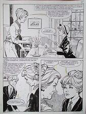ECOLIERE ET MANEQUIN (RUIZ) GRANDE PLANCHE SHOOLGIRLS AREDIT PAGE 49