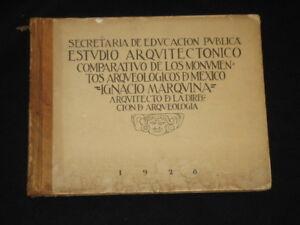 Marquina-MONUMENTOS-ARQUEOLOGICOS-DE-MEXICO-1928