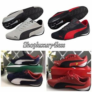 New in box PUMA DRIFT CAT 5 NM2 Suede Leather Shoes Sneakers SIZE ... 3aed9502e