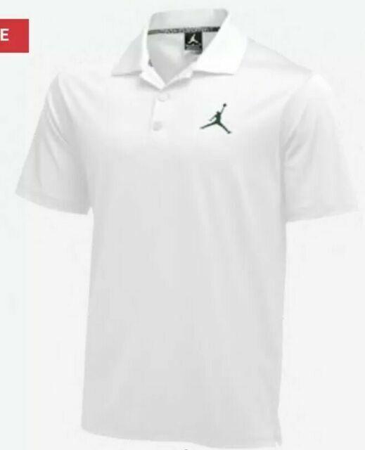 Mens Nike Jordan Jump Training Polo