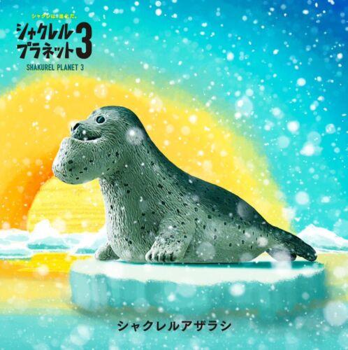 Takara Tomy Panda's ana Shakurel Planet Part3 Wild Animal Seal Figure