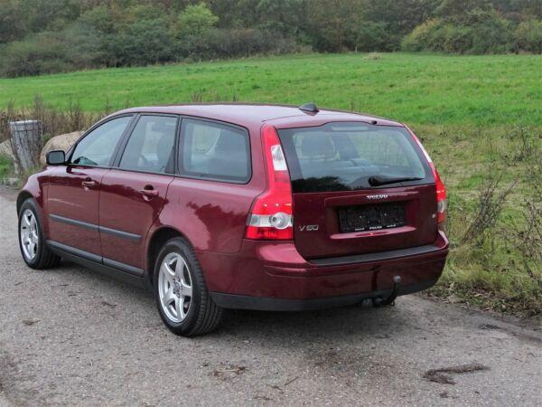 Volvo V50 1,8 Kinetic - billede 3