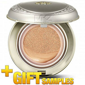 The-history-of-Whoo-Whitening-amp-Moisture-Glow-Cushion-Makeup-Foundation-Newest