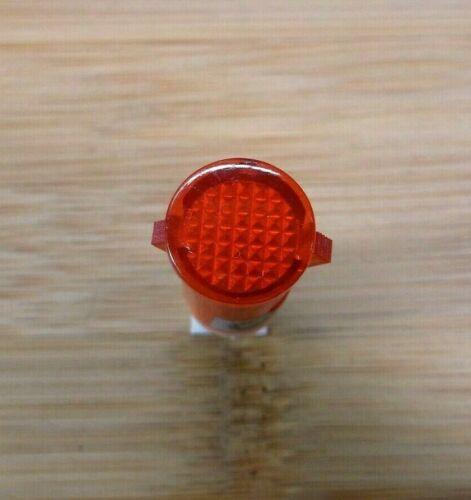 BBT 120 volt Red LED Push-In RV Indicator Light