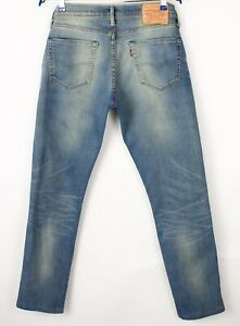 Levi's Strauss & Co Hommes 511 Slim Jeans Extensible Taille W33 L30 BDZ599