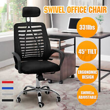 Ergonomic Office Chair Mid Back Computer Office Chair Mesh Task Chair Executive