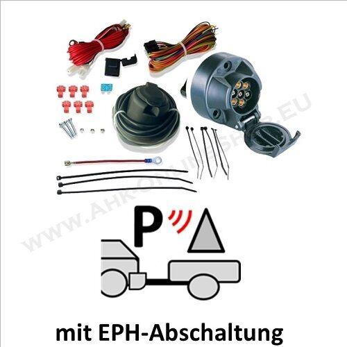 AHK Porsche Cayenne ab 2002 Anhängerkupplung mit ES13 EPH Einparkhilfe komplett