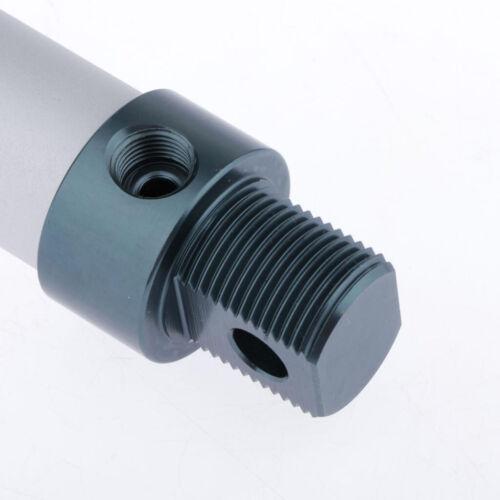 2x Mini Pneumatische Luftzylinder Pneumatikzylinder Durchmesser 55mm//75mm