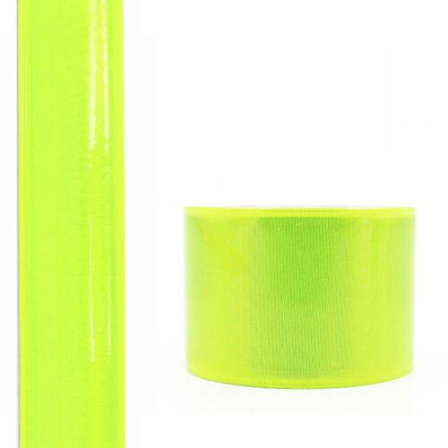 MTB Fahrrad Motorrad Reflektierend Aufkleber PVC Sicherheit Band 40 *3cm