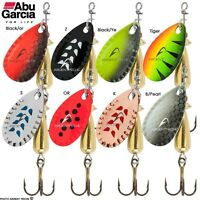 Abu Droppen Metal Spinner Lures 4g RRP - £2.75 - CLOSING DOWN - CLEARANCE