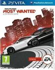 Need for Speed Most Wanted Game 2012 PS Vita PAL Tracking/signature