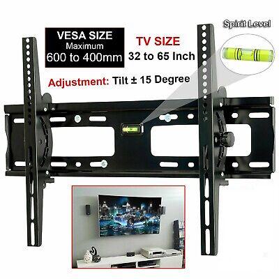SLIM TILT TV support mural support pour 32 40 42 50 55 60 65 in environ 165.10 cm Plasma LCD DEL LG