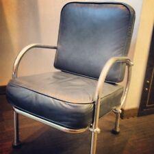 Machine Age/Art Deco Warren McArthur lounge chair 1940's