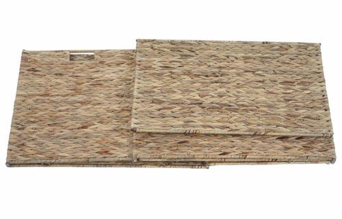 jacinthe d/'eau 50x60x43cm linge COLLECTIONNEURS Coffre Panier à Linge Panier à linge hwc-c27