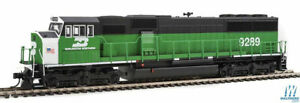 Walthers-ML-H0-EMD-SD60M-Standard-DC-BN-9289-Art-Nr-9701