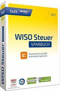 WISO Steuer-Sparbuch 2021 Alles für Ihre automatische ...
