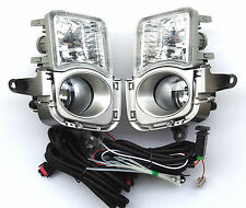 Toyota Prius ZVW3 2009-2015 Front FOG LAMP LIGHTS + turn signals one set LH+RH