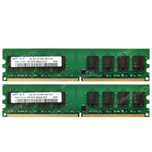 Samsung-8-GB-2x4GB-PC2-6400-DDR2-800-240pin-de-memoria-para-chipset-AMD-AM2-Socket-MB