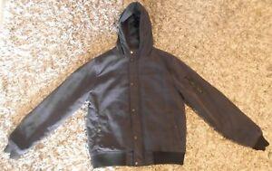 Details zu Herren Winterjacke von FSBN Fishbone, Größe: L, Farbe: blauschwarz, gebraucht