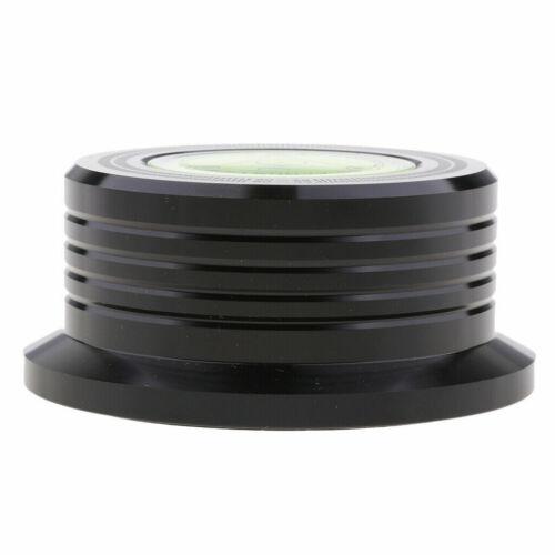 3 in 1 Plattenklemme LP Disc Stabilizer Plattenspieler Vibration Balanced