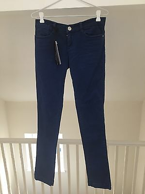 BNWT Womens Miss Sixty Collection Blue Magic Trouser Jeans - Size 27