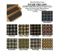 Tahoe Dog Assist Carpet Stair Treads 2 Sizes And 9 Colors To Choose From