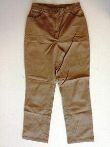 Gr Jeans Uni Brax Pantaloni Marrone x0IqPwU