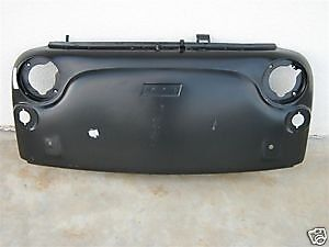 FRONTAL NOSE FRONT PANEL FIAT 500 R